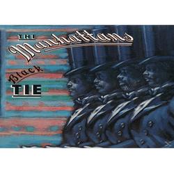 The Manhattans - Black Tie (CD)