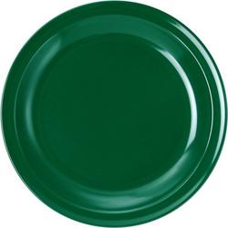 5 x Dessertteller 19,5 cm grün