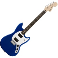 Squier Bullet Mustang HH IL IPB Imperial Blue