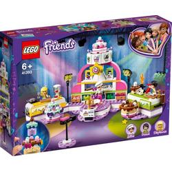 LEGO® Puzzle LEGO® Friends 41393 Die große Backshow, Puzzleteile