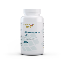 Glucomannan 600