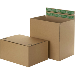 Flixbox Return `Premium`, 430 x 310 x 210 mm, 2. Klebestreifen, A3
