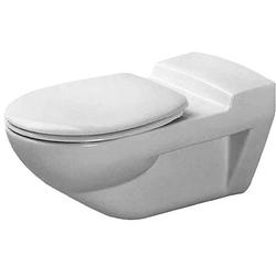 Duravit Wand-WC VITAL ARCHITEC tief, 350 x 700 mm, barrierefrei weiß