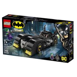 Batmobile?: Verfolgungsjagd mit dem Joker?