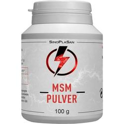 MSM Pulver Pur 99.9% Methylsulfonylmethan