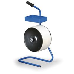 Bandabwickler für bindungsband mit einer hülse 60/76 mm