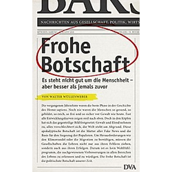 Frohe Botschaft. Walter Wüllenweber  - Buch