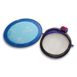 AccuCell Staubsaugerrohr Staubsaugerfilter Set für Staubsauger wie Dyson 91