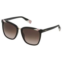 Furla Sonnenbrille SFU230 schwarz