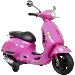 Jamara Ride-on Vespa Elektroroller 12V Pink