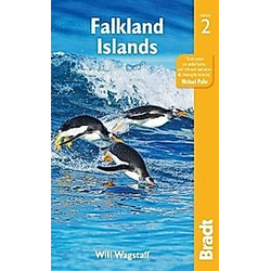 Falkland Islands. Will Wagstaff  - Buch
