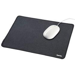 hama Mousepad Comfort schwarz