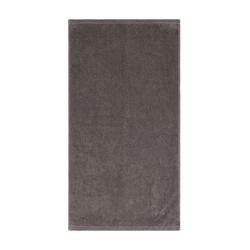 Handtuch SANSIBAR grau (BL 50x100 cm) Sansibar