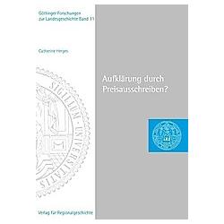 Aufklärung durch Preisausschreiben?. Catherine Herges  - Buch