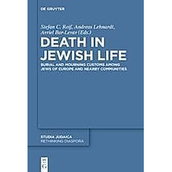 Death in Jewish Life - Buch