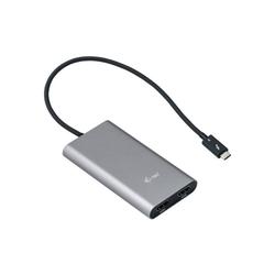 I-TEC Adapter Thunderbolt 3 > Dual HDMI 60Hz Audio- & Video-Adapter