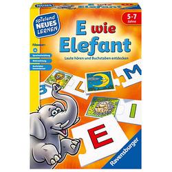 Ravensburger E wie Elefant Lernspielzeug