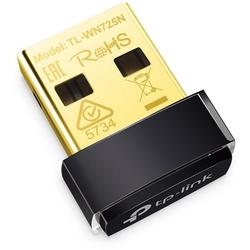 TP-Link WLAN-Stick TL-WN725N - N150 WLAN-N (Nano) schwarz