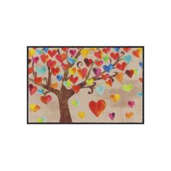 Fußmatte Salonloewe Tree of Love 050x075 cm, Salonloewe
