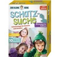 Tessloff Der kleine Heine - Schatzsuche - Dinosaurier Edition (Spiel)