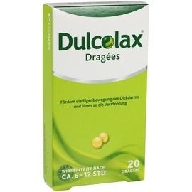 Sanofi-Aventis Dulcolax Dragees 20 St.