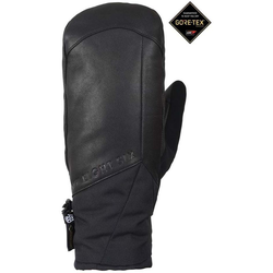 Handschuhe 686 - Grtx Leather Theorem Mitt Black (BLK) Größe: M