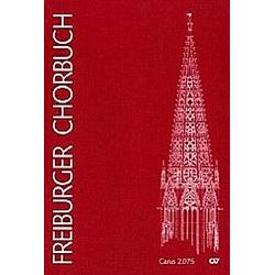 Freiburger Chorbuch - Buch