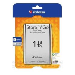 Verbatim Festplatte 1TB USB3.0 53071