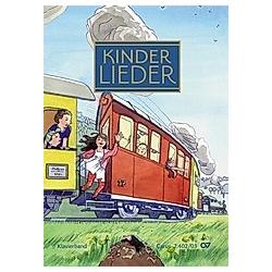 Kinderlieder - Klavierband - Buch