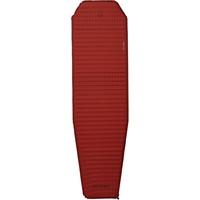 Nordisk Vanna 3.8 Isomatte, 183x51x4cm, rot/schwarz