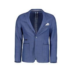 Lavard Blaues Sakko aus Leinen 45154