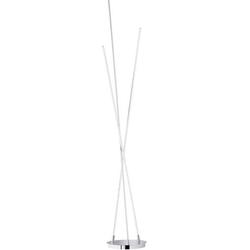 WOFI CAMP 3448.03.01.0000 Stehlampe 20W Chrom