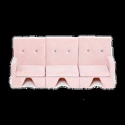 Sofa Premium Pink