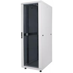 "Intellinet 19"" Netzwerkschrank 1120 (H) x 600 (B) x 600 (T) mm 22HE FP grau"
