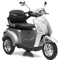 NOVA MOTORS Bendi Elektromobil Standard silber