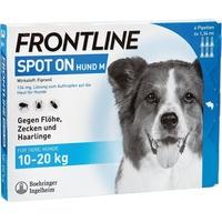 Merial Frontline Spot on Hund M 6 St.