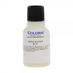 Coloris Stempelfarbe Leuchtstempelfarbe II