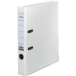 Falken Ordner PP-Color DIN A4 Rückenbreite: 50mm Weiß 2 Bügel 9984121
