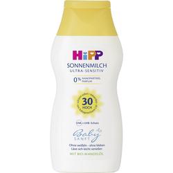 HIPP Baby SANFT Sonnenmilch LSF 30 200 ml
