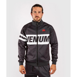 Venum Bandit Track Jacket - schwarz/grau (Größe: M)