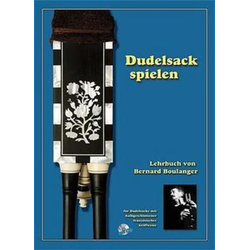 Dudelsack spielen m. Audio-CD