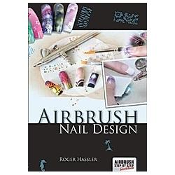 Airbrush Nail Design