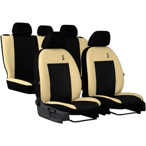 GSC Sitzbezüge Universal Schonbezüge kompatibel mit OPEL Corsa C