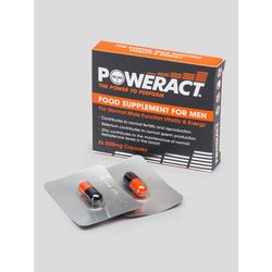 Skins Poweract Potenzmittel für ihn (2 Kapseln)