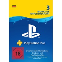 Sony PS Plus Mitgliedschaft (3 Monate) (DE) ab 24,99€ im Preisvergleich