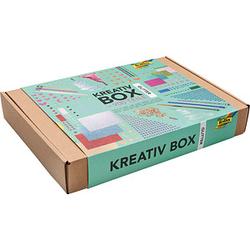 folia Bastelset Kreativbox Glitter 900-tlg.