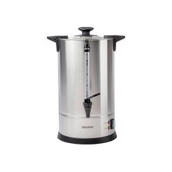 ONVAYA Filterkaffeemaschine Gastro Filterkaffeemaschine, Kaffeespender für große Mengen, Industrie Kaffeemaschine, Mengenbrüher mit Heizelement, 6,75l Kaffeekanne 6,75 l