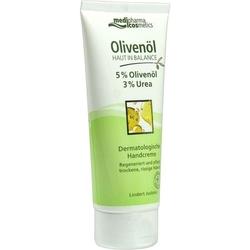 HAUT IN BALANCE Olivenöl Handcreme 5% 100 ml