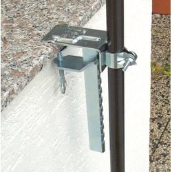 Balkonklammer für Sonnenschirme
