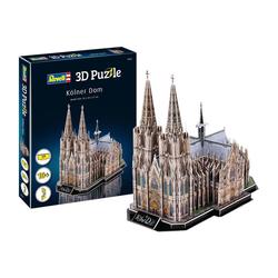 Revell® 3D-Puzzle Kölner Dom 00203, 179 Puzzleteile